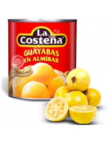 Guayaba en Almíbar  - Caja