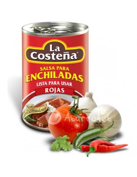 Salsa Enchiladas Rojas - La Costeña