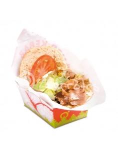 Bandeja Kebab - Caja