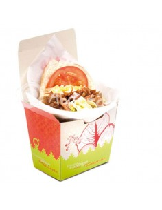 Cofre Kebab - Caja