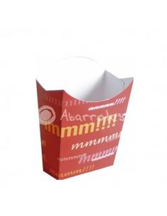 Petaca Cartón Patatas Pequeña - Caja