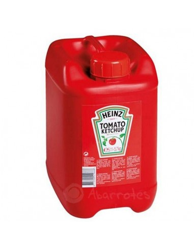 Ketchup Heinz Jerry Can