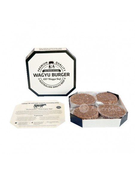 Hamburguesa Wagyu - The Frozen Butcher - Caja
