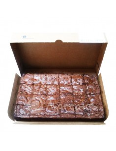 Brownie con Nueces - 24 Porc.