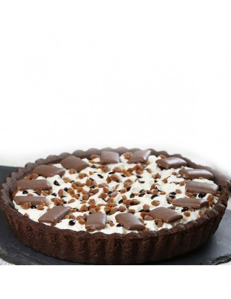 Toffee Crunch Pie - 14 Porciones