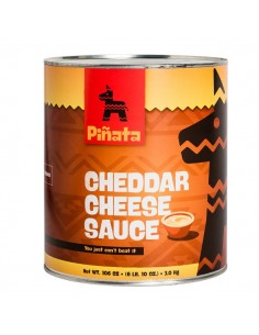 Salsa Queso Cheddar - Piñata