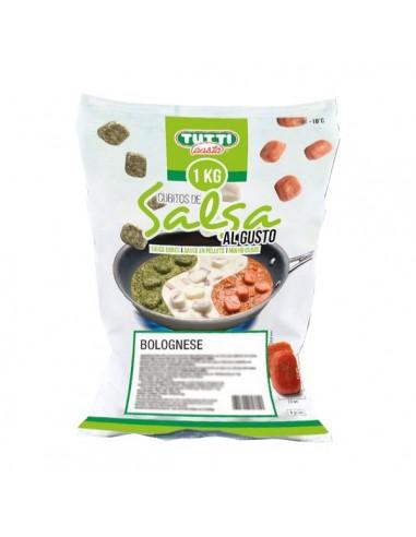 Cubitos de Salsa Boloñesa