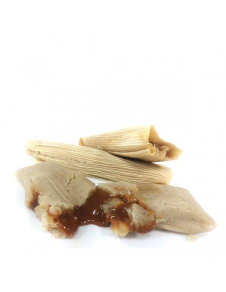 Tamales Cajeta Nueces