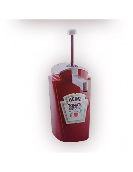 Dispensador Ketchup Heinz - 5 lts