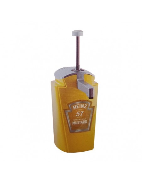 Dispensador Mostaza Heinz - 2,5 lts