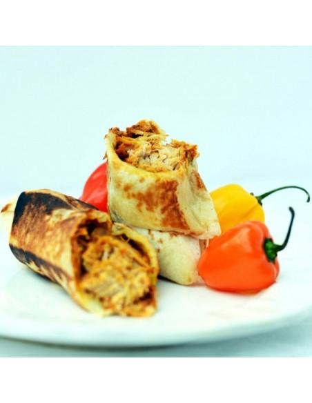 Burrito Cochinita Pibil