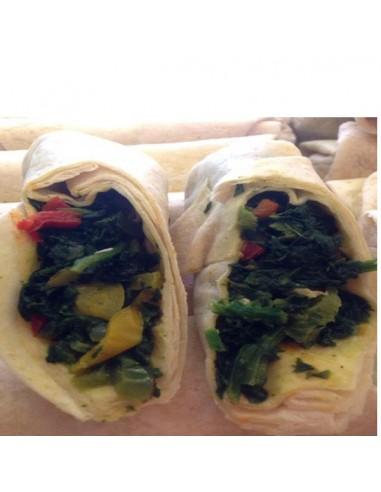 Burrito Vegetal
