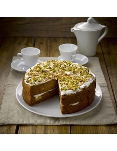 Tarta de Calabacín  (Zucchini Cake)