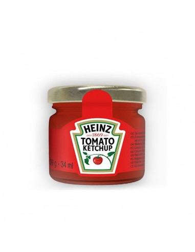Room service Ketchup Heinz