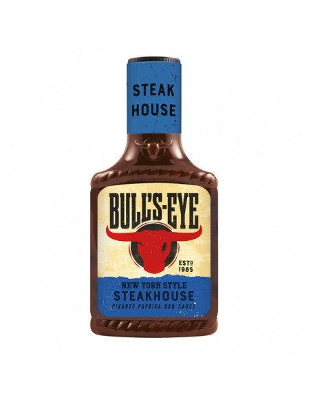 Salsa Barbacoa Bull's Eye Steakhouse