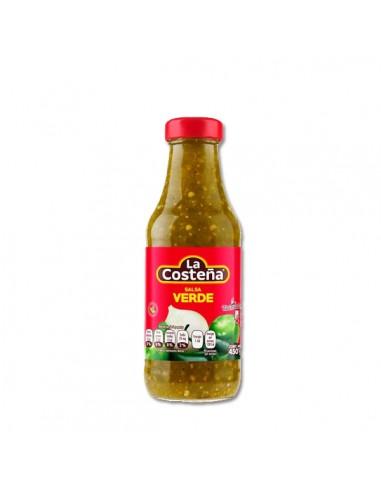 Salsa Verde Mexicana 450 g.