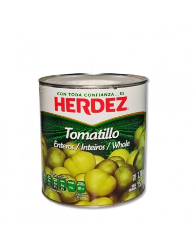 Tomatillo verde entero