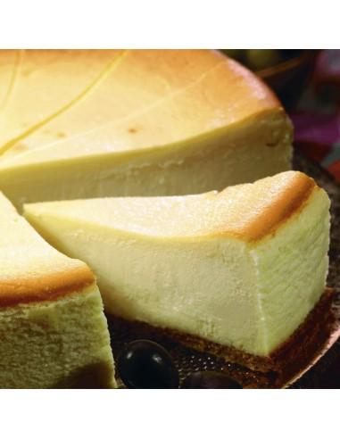 Large Baked Big Cheesecake