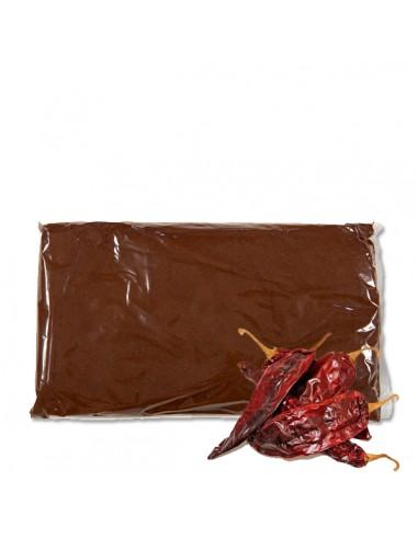 Chile Guajillo en Polvo - 1 kg
