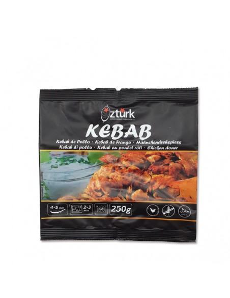 Loncheado Kebab Pollo SPK
