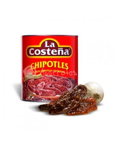 Chiles Chipotles Adobados