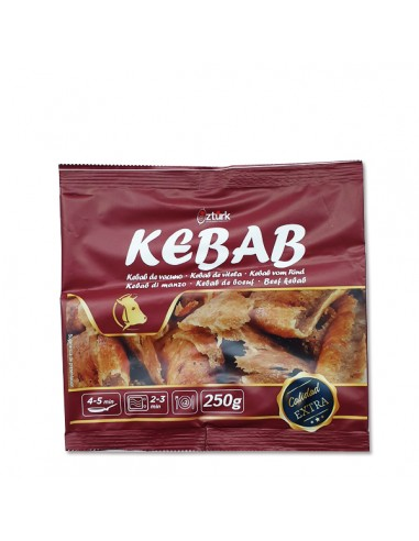Loncheado Kebab Ternera