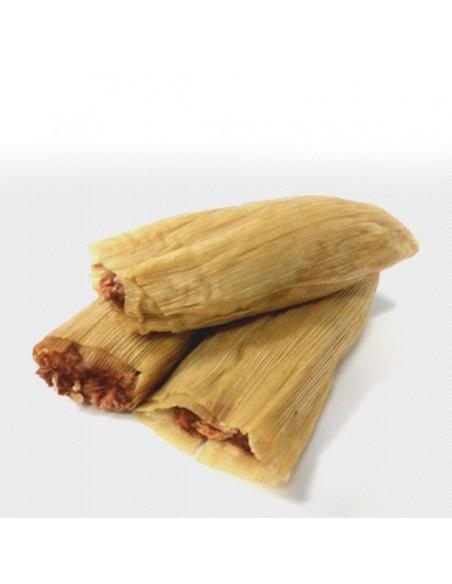 Tamales Verdes  (cerdo)