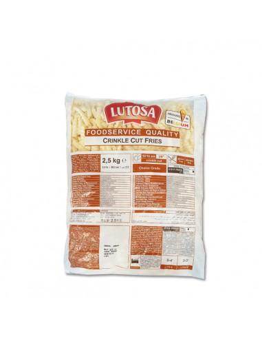 Patatas Rizadas 2.5 kg
