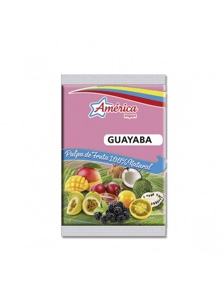 Pulpa de Guayaba