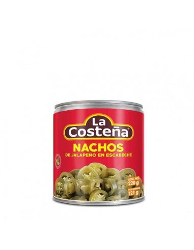 Jalapeños Nachos