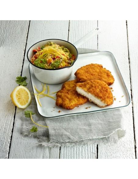 Knusper Chicken Schnitzel