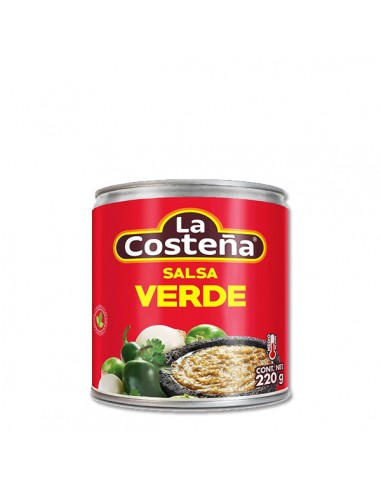 Salsa Verde Mexicana 220 g.