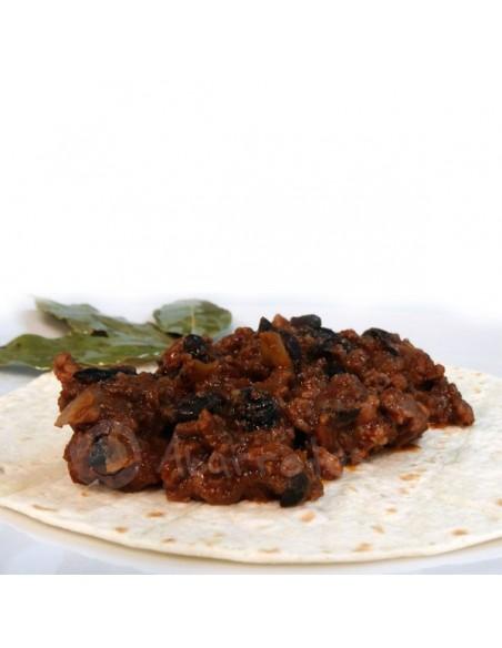Chili Vegano (Nopales)