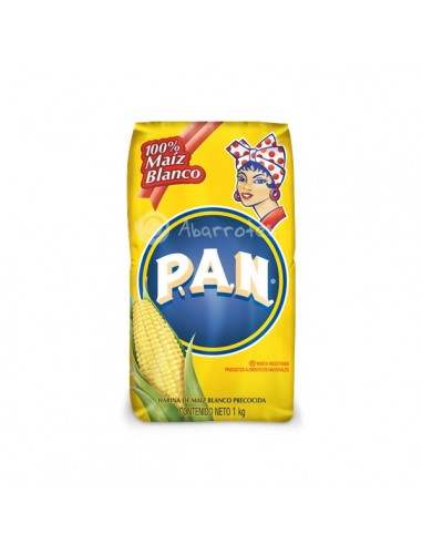 Harina Pan Blanca