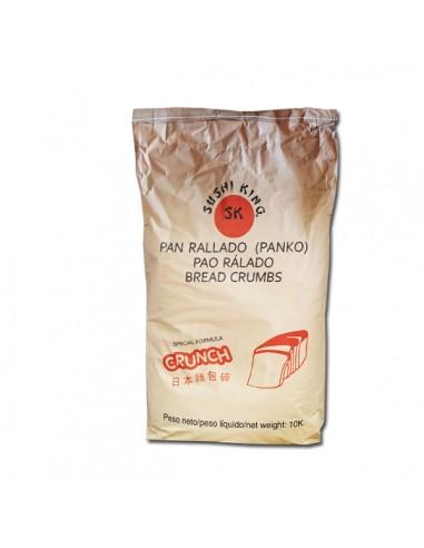 "Pan Rallado ""Panko"""