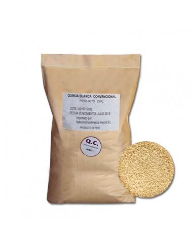 Quinoa Blanca 25 kg