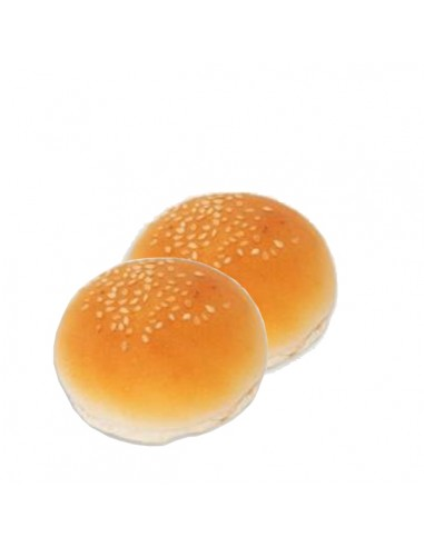 Pan Hamburguesa Mini