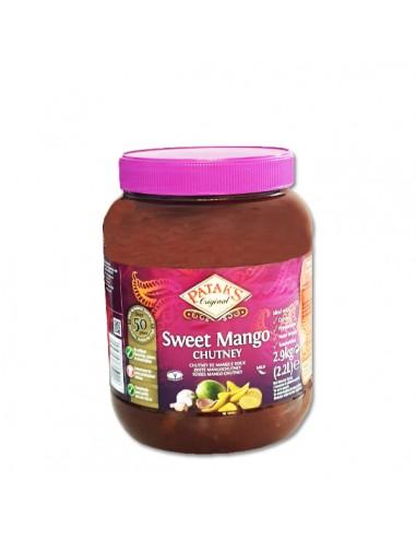 Salsa Mango Chutney Patak's