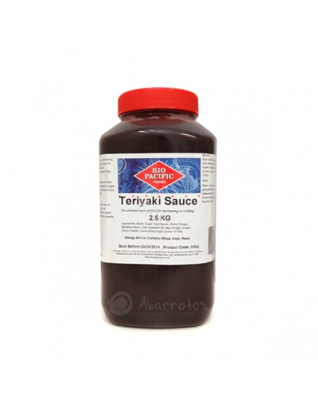 Salsa Teriyaki 2,5 kg