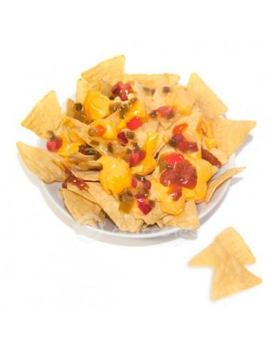 Totopos de Maíz Fritos 450 g