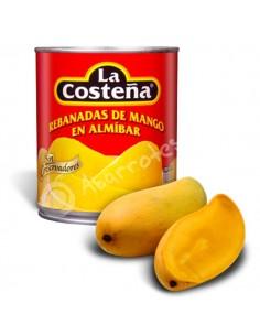 Mango Almíbar en Rebanadas - Lata 800g