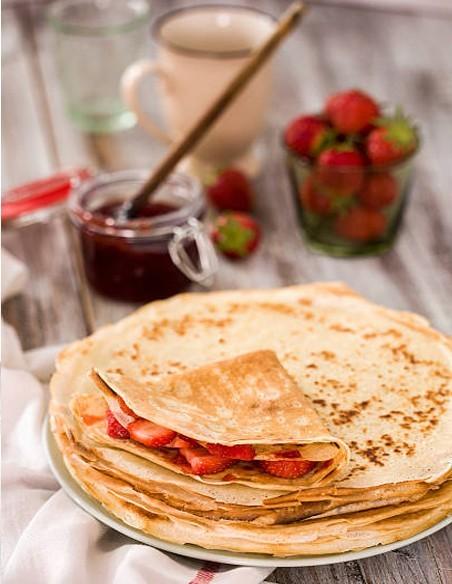 Waffles, Crepes y Pancakes