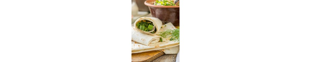 Tortillas y Wraps